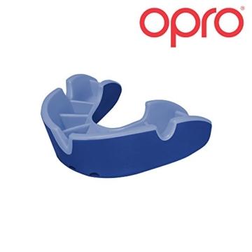 OPRO Mundschutz Silver Junior