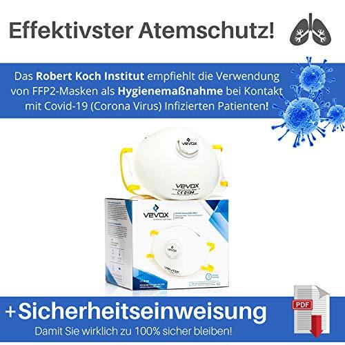 VEVOX Atemschutzmasken